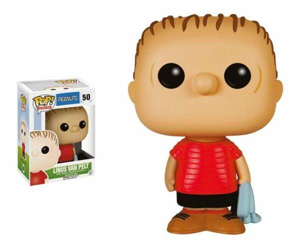 Peanuts Charlie Brown POP! 10 cm ( Funko )