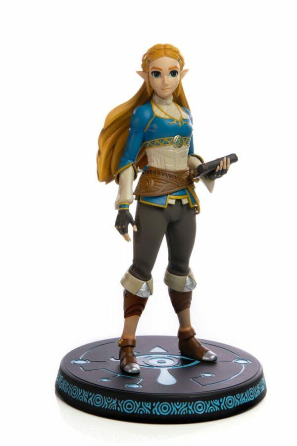 The Legend of Zelda Breath of the Wild PVC Action Figure Zelda 25 cm ( First 4 Figures )