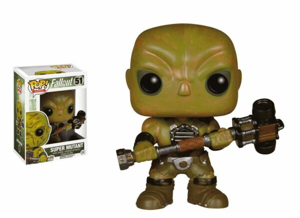 Fallout POP! Games Vinyl Figure Super Mutant 9 cm ( Funko )