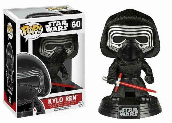 Star Wars Episode VII POP! Vinyl Bobble-Head Kylo Ren 10 cm ( Funko )