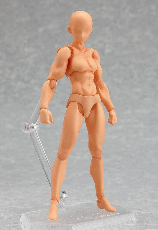 Figma Archetype Action figure He Male Version Flesh Color PVC Ver. 13 cm ( Max Factory )