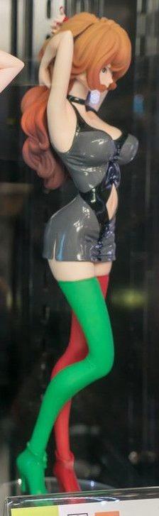 Lupin The Third Groovy Baby Shot II Action Figures PVC Fujiko Mine Variant A 25 cm ( Banpresto )