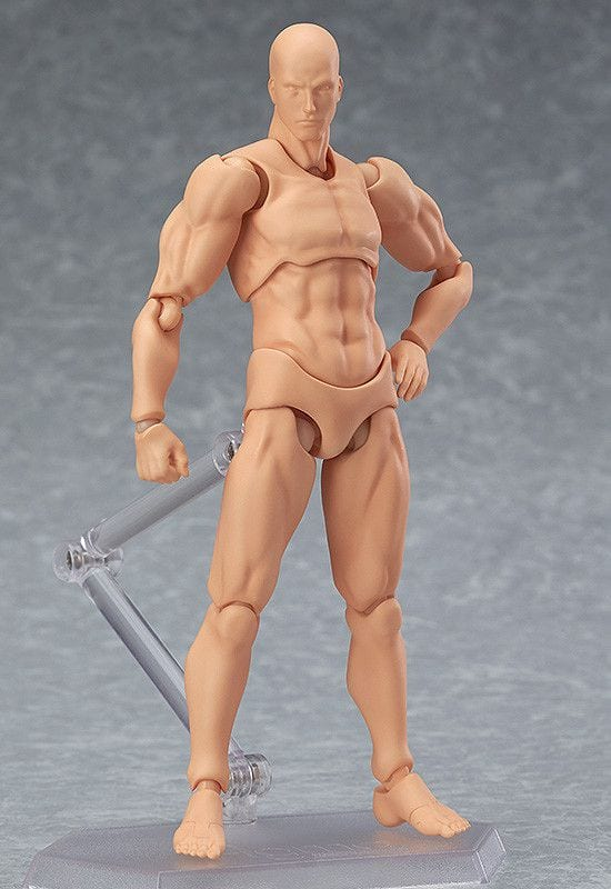 Figma Archetype Next Action figure He Male Version He-Flesh Color PVC Ver. 14 cm ( Max Factory )