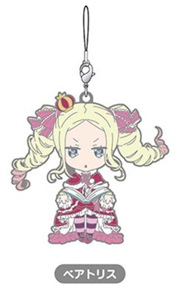Re:ZERO  Rubber Straps Beatrice 6 cm ( Good Smile Company )