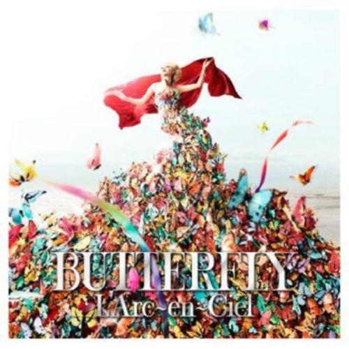 L'Arc En Ciel – Butterfly ( Laruku Music Cd Album ) Music Audio Cd