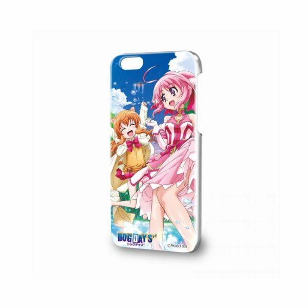iPhone6 Hard Case Dog Days 03 Millhiore FiriannoBiscotti & Ricotta Elmar ( A3 )