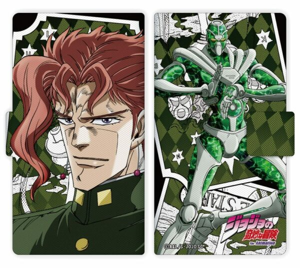 """JoJo's Bizarre Adventure"" Book Type iPhone Case 4 Kakyoin Noriyaki   ( VOXPOP )"
