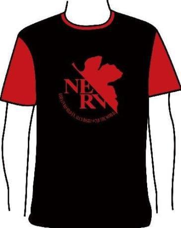 Neon Genesis Evangelion 1.01 T-Shirt Nerv taglia M ( Dynit )