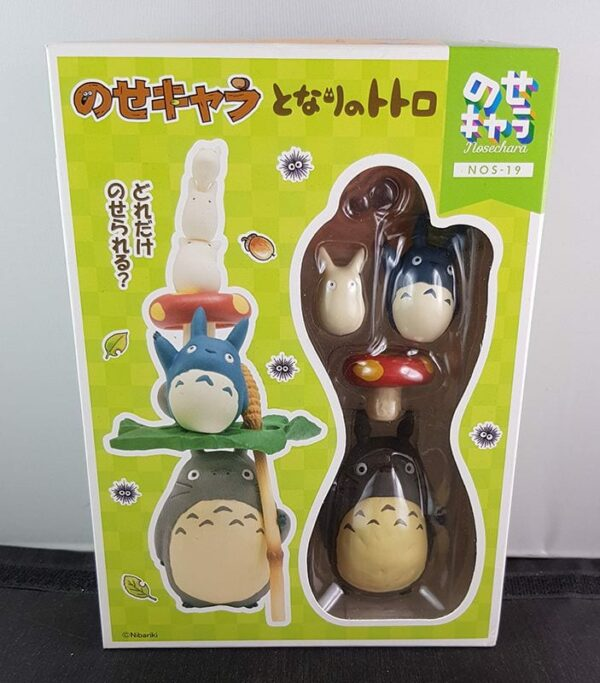 My Neighbor Totoro Mini Figures 17-Pack Collective Edition 3 – 7 cm ( Benelic )