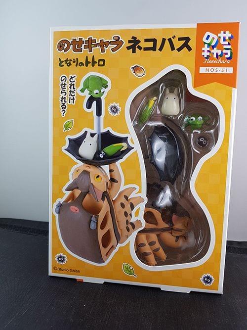 My Neighbor Totoro Mini Figures Catbus 3 – 7 cm ( Benelic )