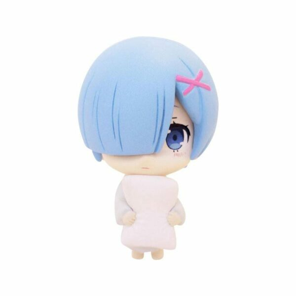 Re:Life in a different world from zero Trading Figure 7 cm Rem E ( Bushiroad )