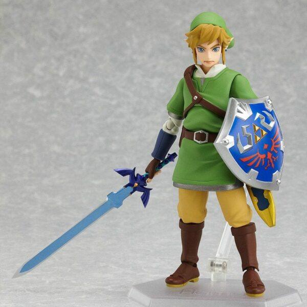 The Legend of Zelda Skyward Sword Figma Action Figure Link 14 cm ( Good Smile Company )