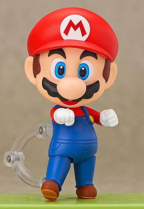 Super Mario Bros. Nendoroid Action Figure Mario 10 cm ( Good Smile Company )