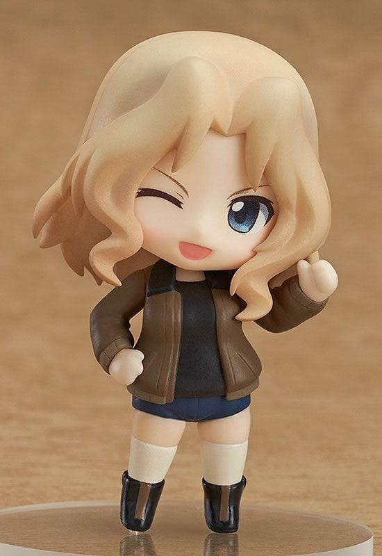 Girls und Panzer Mini Figures Nendoroid Petite Kay 7 cm ( Good Smile Company )