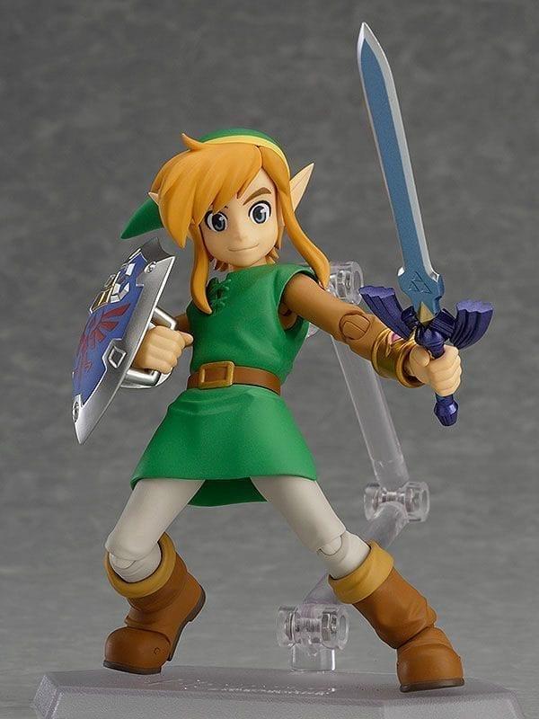The Legend of Zelda A Link Between Worlds Figma Action Figure Link 11 cm ( Good Smile Company )