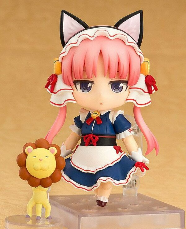 Koukaku no Pandora Pandora in the Crimson Shell Ghost Urn Nendoroid Action Figure Clarion 10 cm ( Good Smile Company )