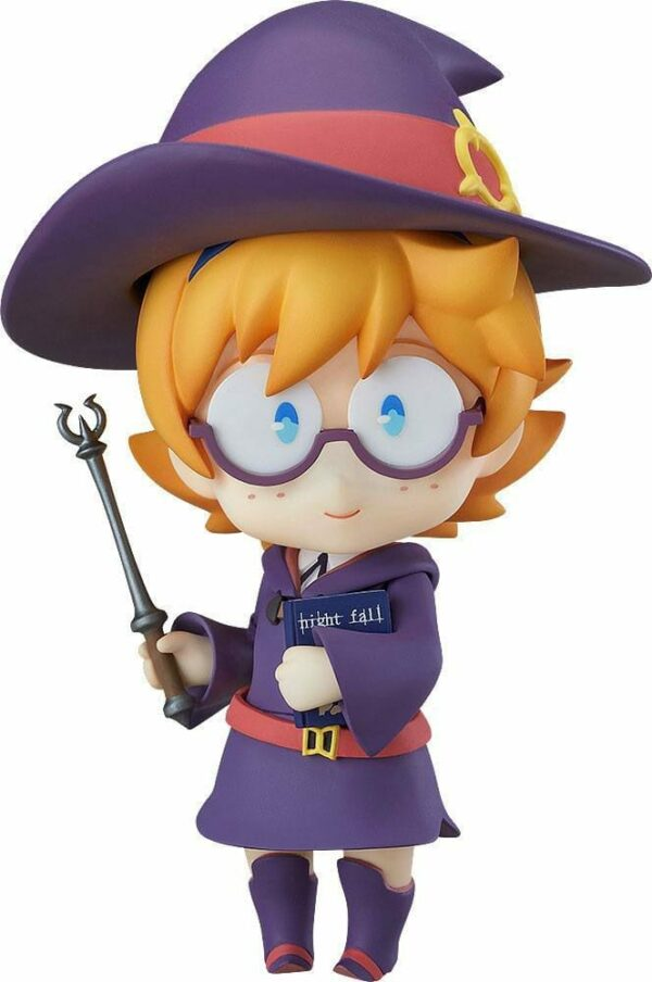 Little Witch Academia Nendoroid PVC Action Figure Lotte Yanson 10 cm ( Good Smile Company )
