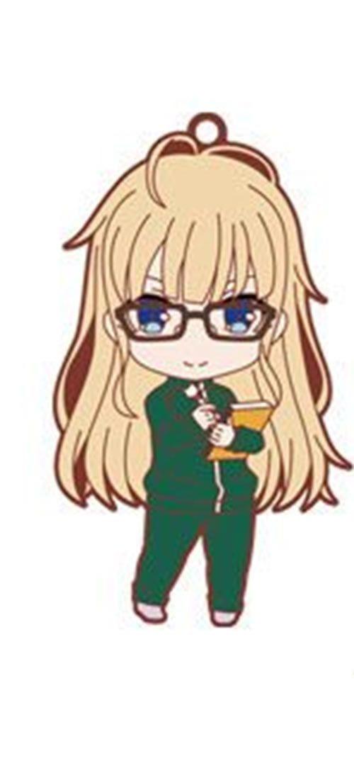 Saekano Nendoroid Plus Rubber Charms 7 cm  Eriri Spencer Sawamura ( Good Smile Company )