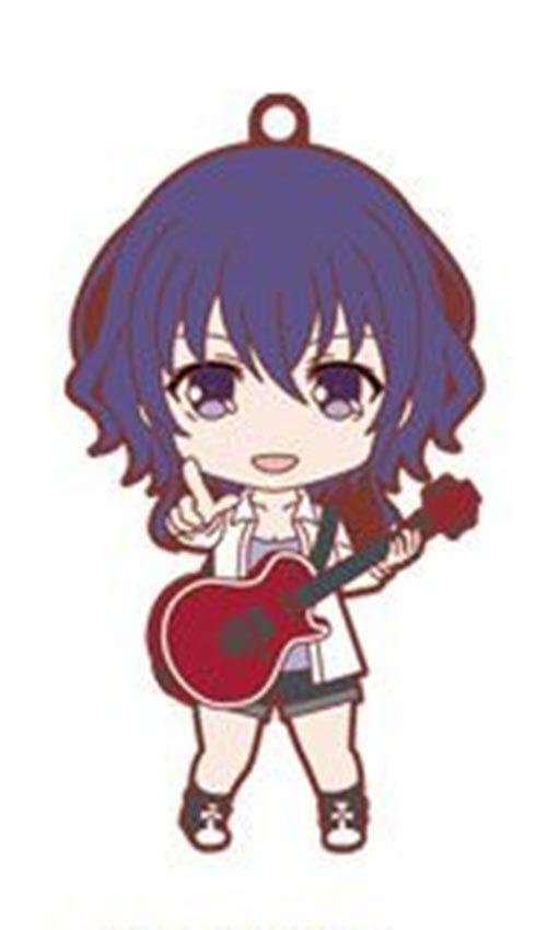 Saekano Nendoroid Plus Rubber Charms 7 cm Michiru Hyodo ( Good Smile Company )
