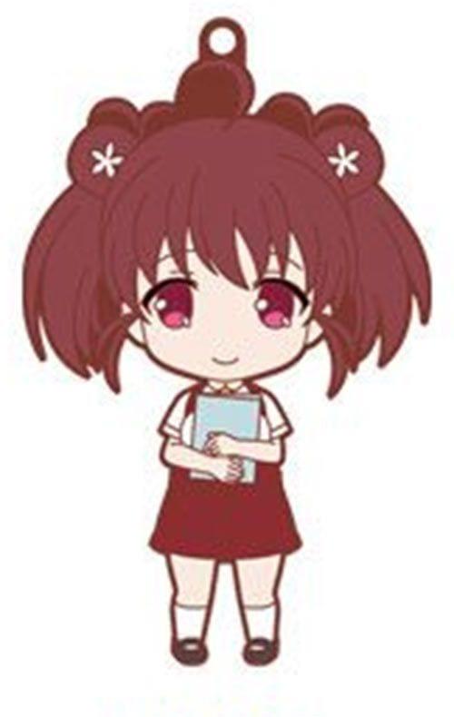 Saekano Nendoroid Plus Rubber Charms 7 cm Izumi Hashima ( Good Smile Company )