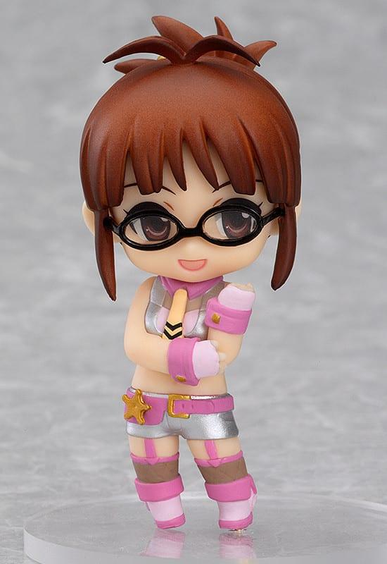 The Idolmaster 2 Mini Figures Nendoroid Million Dreams Ver. Stage 01 Ritsuko Akizuki 6,5 cm ( Good Smile Company )
