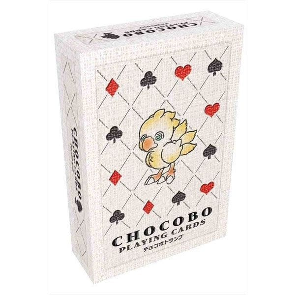 Chocobo Playing Cards ( Square – Enix )