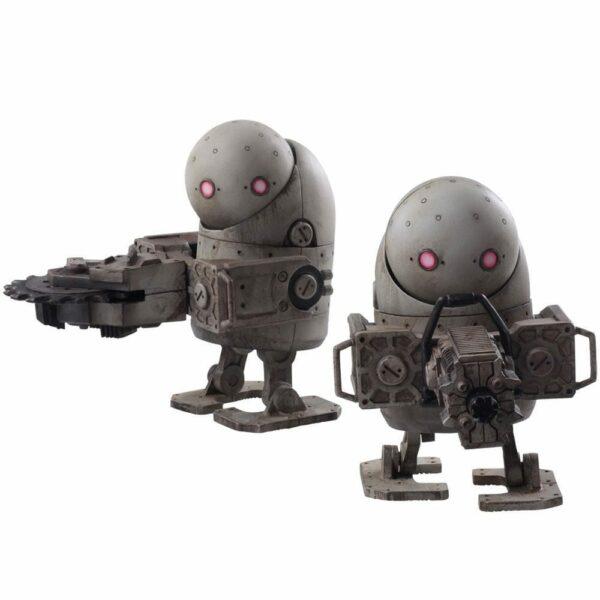 NieR Automata Bring Arts Action Figures Machine Lifeforms 9 cm ( Square – Enix )