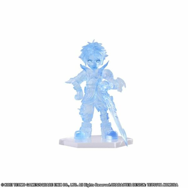 Dissidia Final Fantasy Opera Omnia Trading Arts Mini Figures Tidus Clear 5 cm ( Square – Enix )