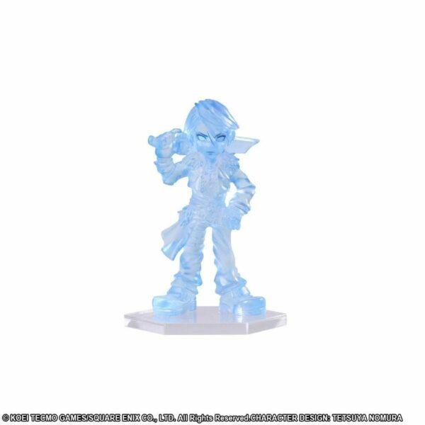 Dissidia Final Fantasy Opera Omnia Trading Arts Mini Figures Squall Clear 5 cm ( Square – Enix )