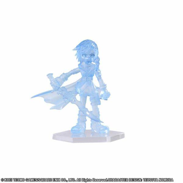 Dissidia Final Fantasy Opera Omnia Trading Arts Mini Figures Lightning Clear 5 cm ( Square – Enix )