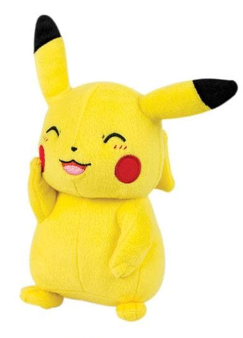 Pokemon Plush Figures 20 cm D18 Display Pikachu ( Takara Tomy )