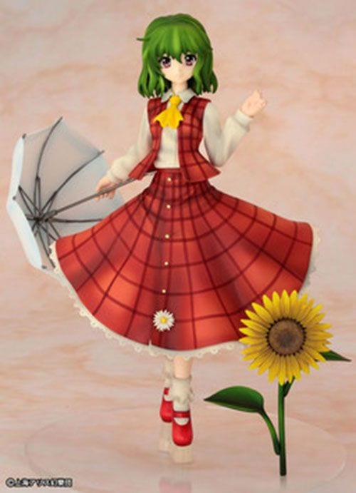 Touhou Project Statue 1/8 Kazami Yuuka 20 cm ( Griffon Enterprises )