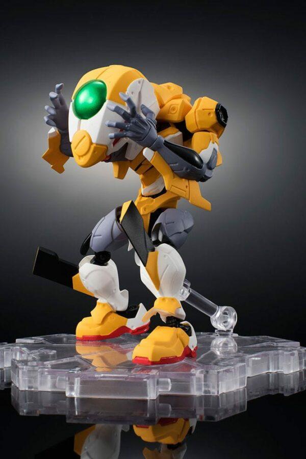 Neon Genesis Evangelion Unit 00 NxEdge Action Figure PVC 10 cm ( Bandai )