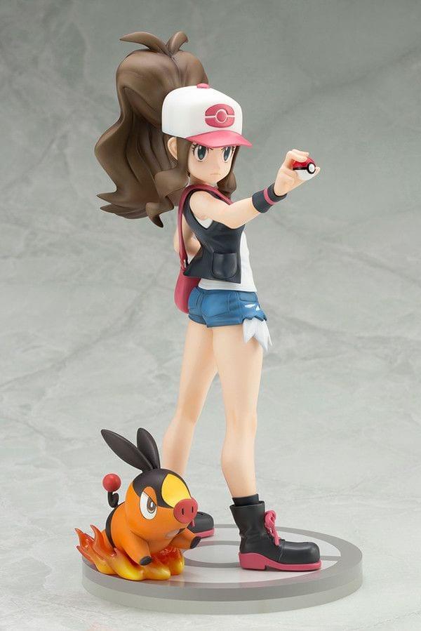 Pokemon Series ARTFXJ PVC Action Figure 1/8 Touko with Tepig 20 cm ( Kotobukiya )