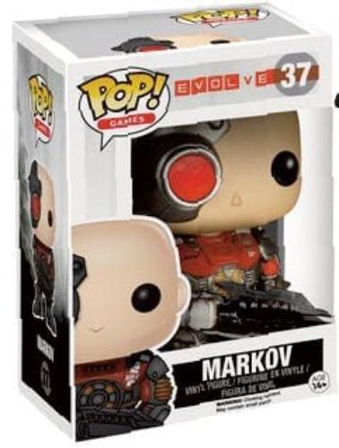 Pop! Games: Evolve Markov #37 ( Funko )
