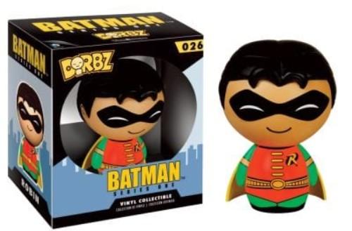 Vinyl Sugar: Dorbz Batman Series 1 Robin ( Funko )