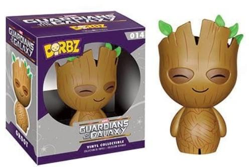 Vinyl Sugar: Dorbz Guardians Of The Galaxy Groot ( Funko )