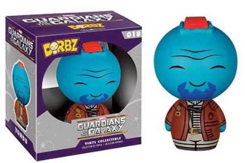 Vinyl Sugar: Dorbz Guardians Of The Galaxy Yondu ( Funko )