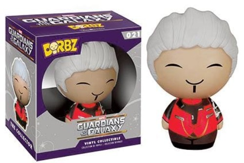 Vinyl Sugar: Dorbz Guardians Of The Galaxy The Collector ( Funko )