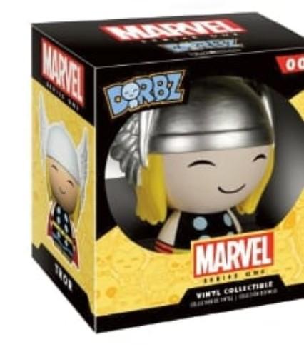Vinyl Sugar: Dorbz Marvel Series 1  Thor ( Funko )