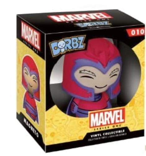 Vinyl Sugar: Dorbz Marvel Series 1  Magneto ( Funko )
