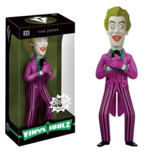 Vinyl Idolz: Batman Ô66 Tv Joker ( Funko )
