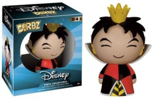 Dorbz: Disney Series 2 Queen Of Hearts ( Funko )