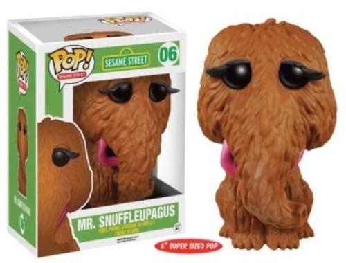 Pop! Sesame Street: Mr. Snuffleupagug 6Ó Oversize ( Funko )