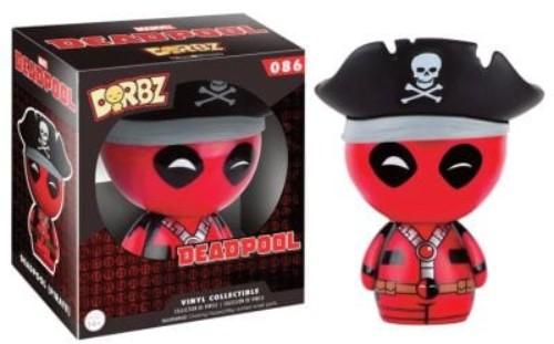 Dorbz: Pirate Deadpool ( Funko )