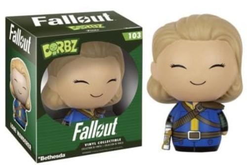 Dorbz: Fallout Lone Wanderer Female ( Funko )