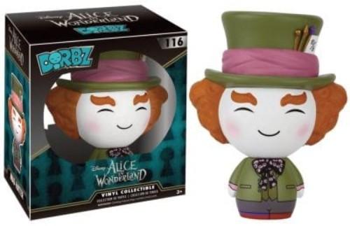 Dorbz: Alice In Wonderland Mad Hatter ( Funko )