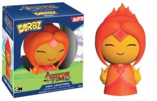 Dorbz: Adventure Time Flame Princess ( Funko )