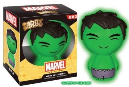 Dorbz: Marvel Gitd Gamma Glow Hulk #003 ( Funko )