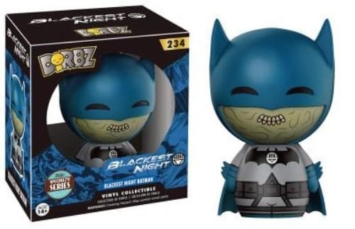 Dorbz: Blackest Night Batman #234 ( Funko )